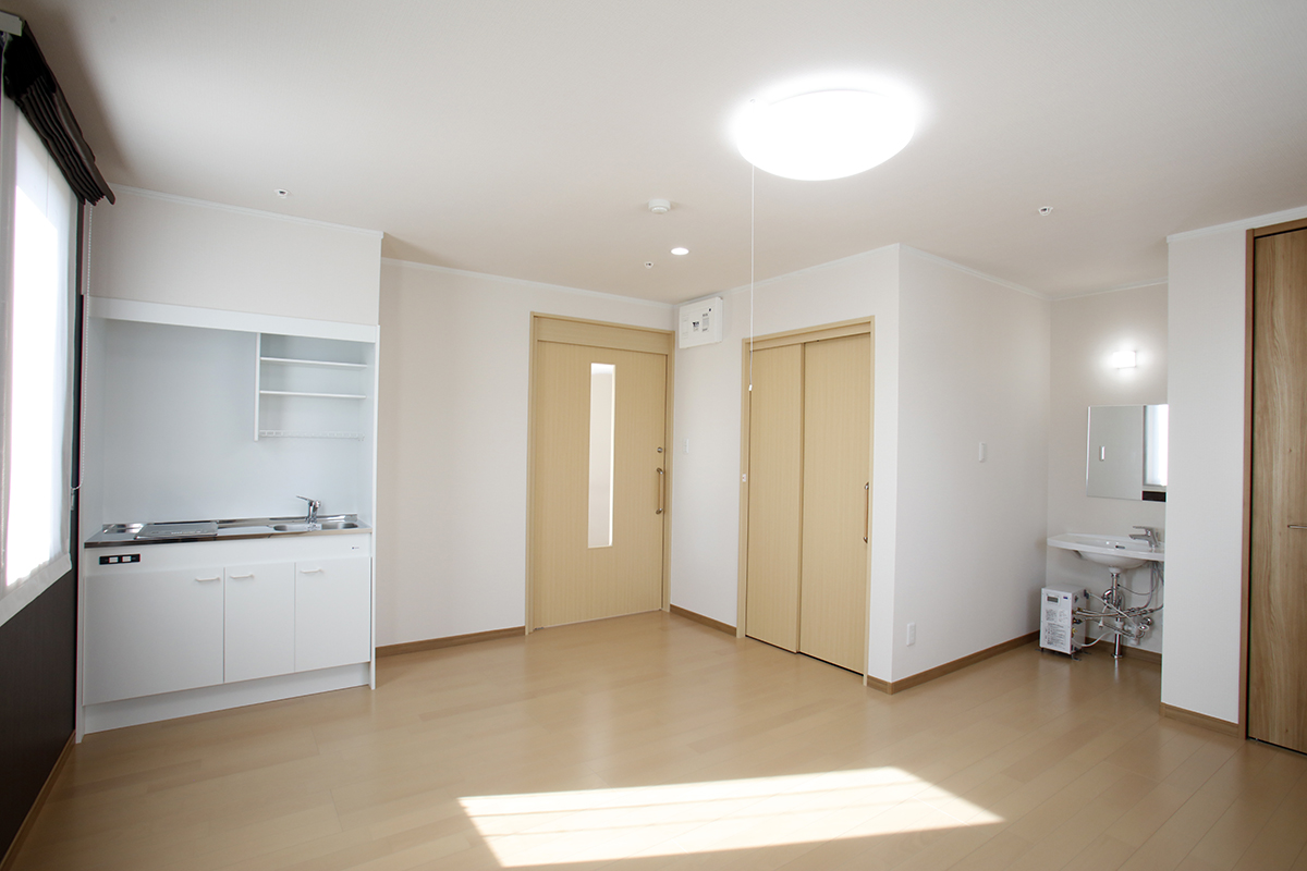 個室の写真